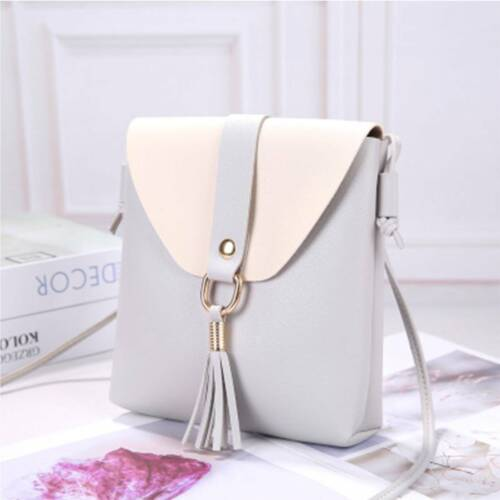 Ladies Cross Body Messenger Bag Womens Shoulder Over Bags Organiser Handbags