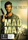 Mad Max Collection (DVD, 2012, 3-Disc Set)