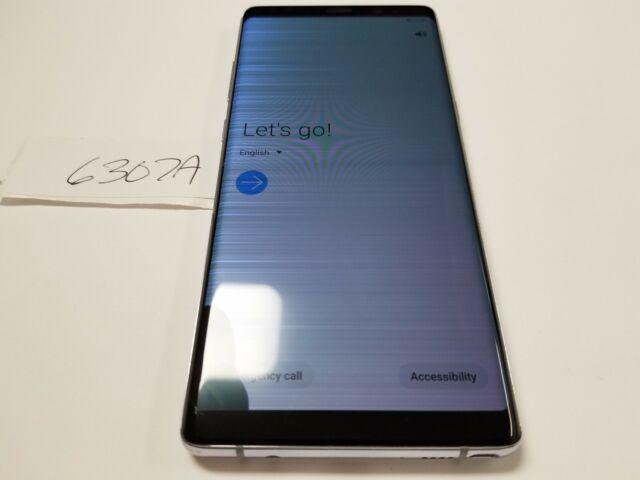 Samsung Galaxy Note 8 SM-N950U - 64GB - Orchid Grey (Sprint) (6307A)