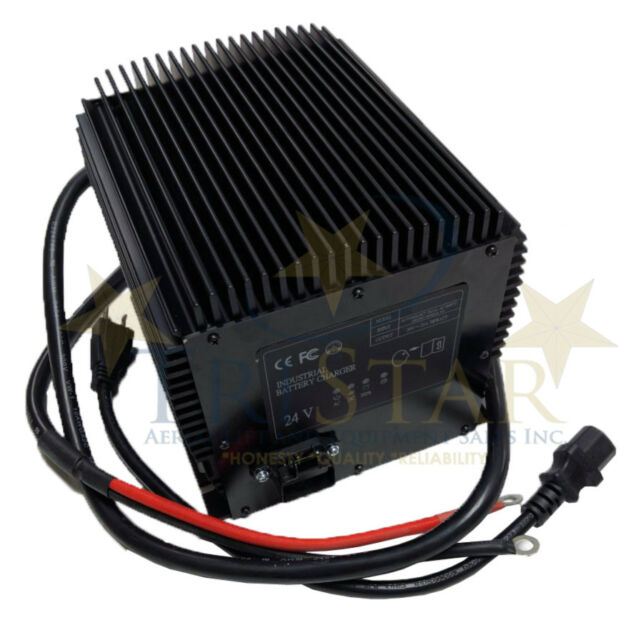 New Genie Battery Charger Part # 66412