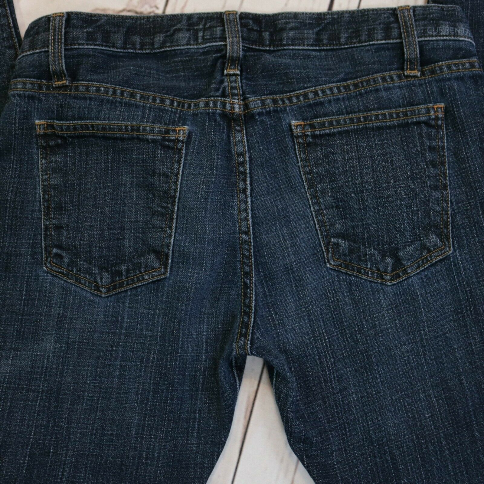 Current/Elliott The Roller 1950s Hoodlum Jeans Ra… - image 3