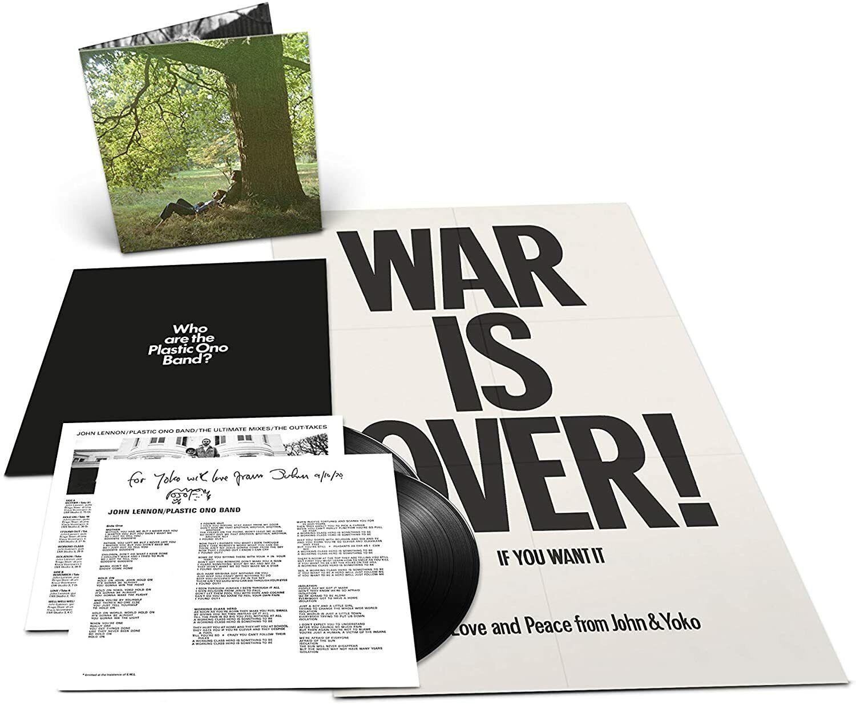 Image 1 - JOHN LENNON PLASTIC ONO BAND (Ultimate Mixes) [2-LP VINYL] (PRE-ORDER 23/4/2021)