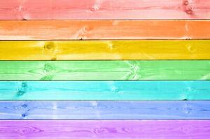 Love Is Love Metal Wall Plaque Art LGBTQ Pride Rainbow Romance