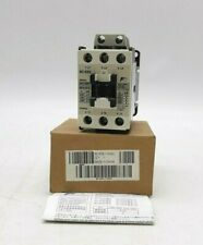Fuji Sc E02 110vac Magnetic Contactor