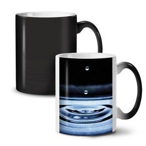 Water Drop Life NEW Colour Changing Tea Coffee Mug 11 oz | Wellcoda