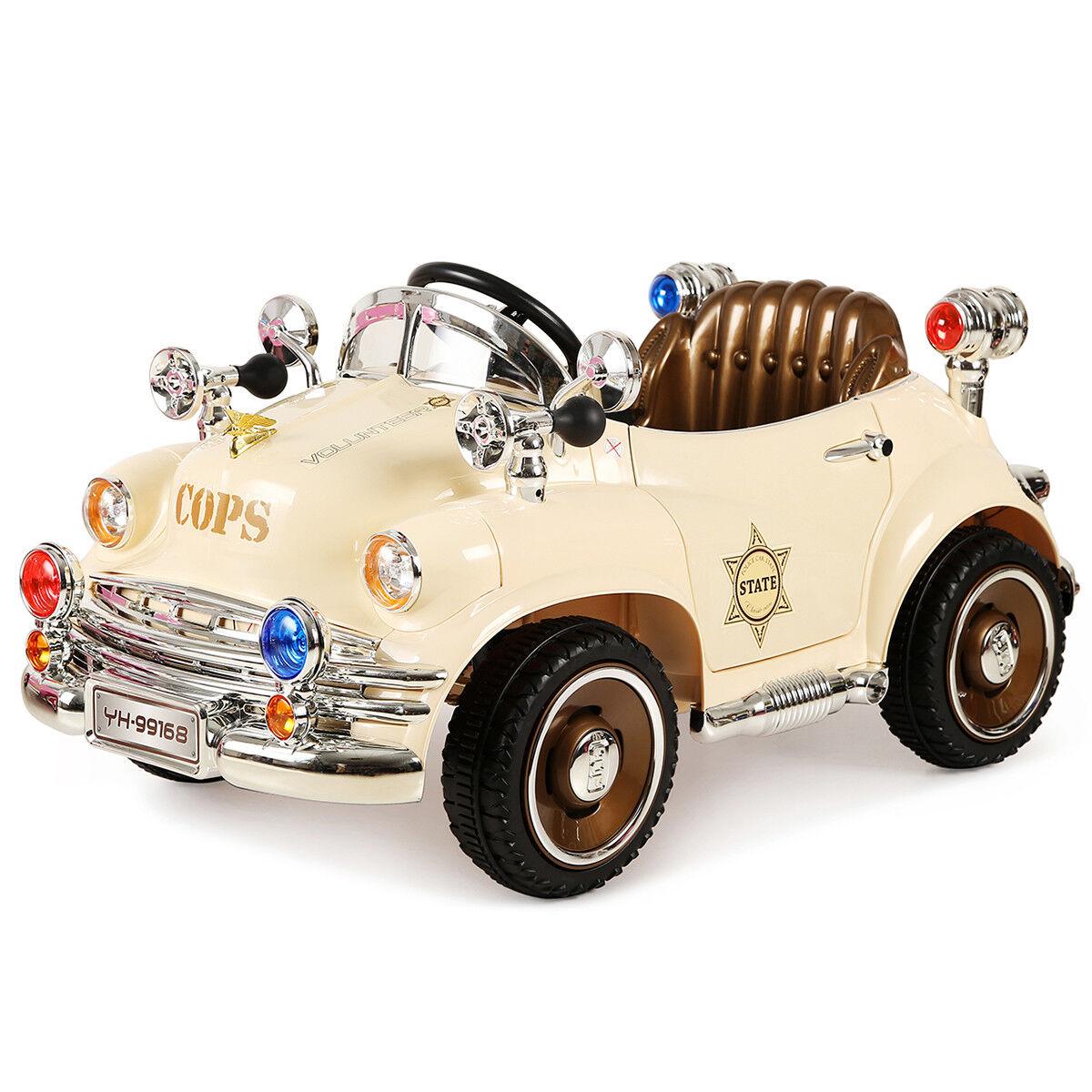 Kinder in auto 6v batteriebetriebene classic - fernbedienung w   öffnen türen