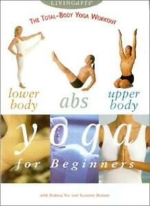 the totalbody yoga workout yoga for beginners dvd new