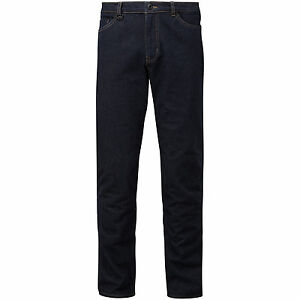 Jeans Knox Armoured Trousers Blue Cordura Denim Motorbike Motorcycle Richmond qwpEPCrwA