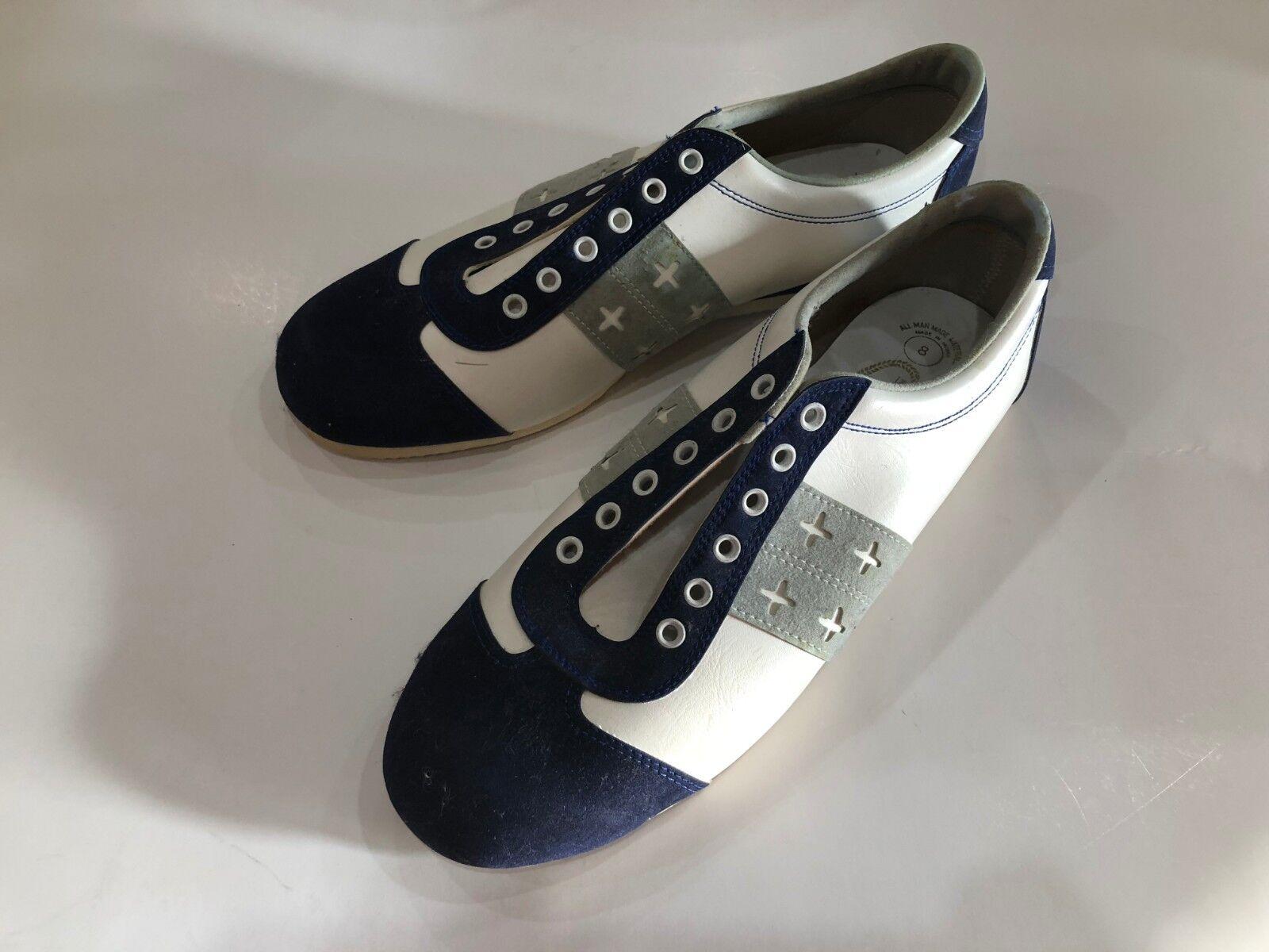 VTG NOS MATT ANDREWS Sneakers Tennis shoes NOS Mens 8
