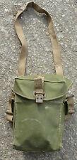 WW2 Lightweight Gas Mask Bag