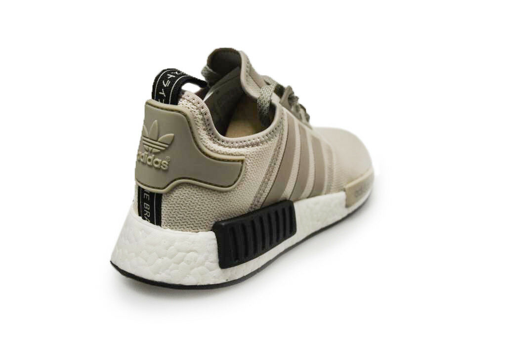 Hombre Adidas NMD _ R1 NMD R1-s76848 - BEIS BEIS BEIS Zapatillas Negras 4115fd