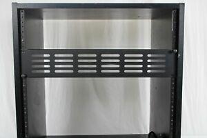 Middle Atlantic Rack Slotted Vent Panel 2U Metal