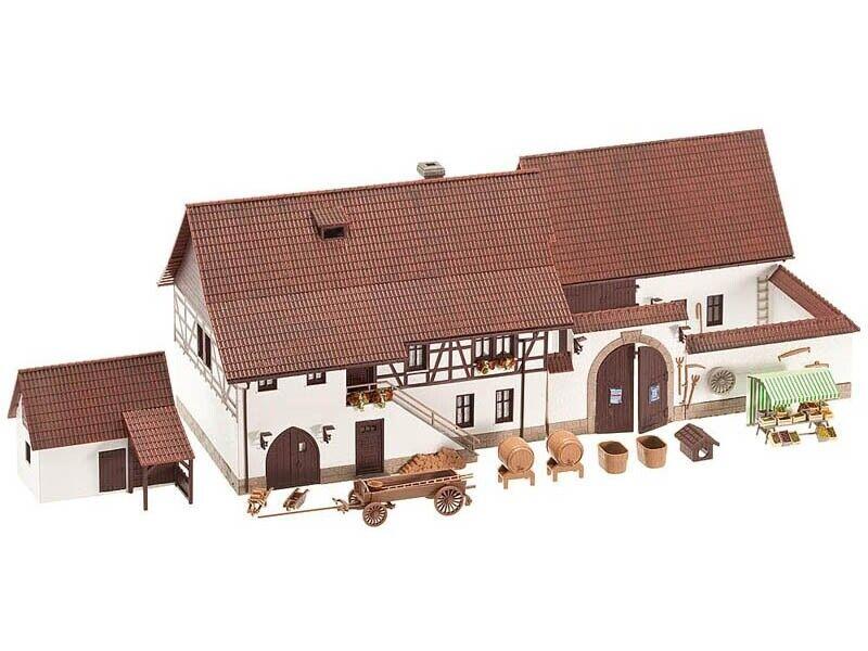 FALLER 130372 Hofgut Bausatz H0  | Zuverlässige Qualität