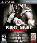 Fight Night Champion (Sony PlayStation 3, 2011)