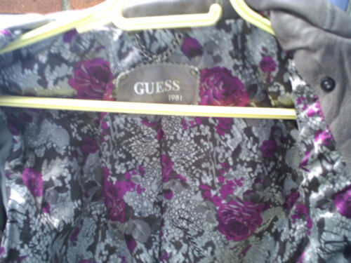 De Guess Cuir Veste Euros Blouson 350 Beau I1qg00