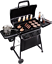 thumbnail 5 - Char-Broil Classic 360 3-Burner Liquid Propane Gas Grill With Side Burner