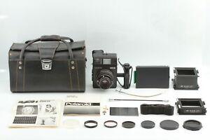 [N Nuovo di zecca Distanziatore] Polaroid 600 se FILM MACCHINA FOTOGRAFICA MAMIYA 127mm Obiettivo F/4.7 dal Giappone