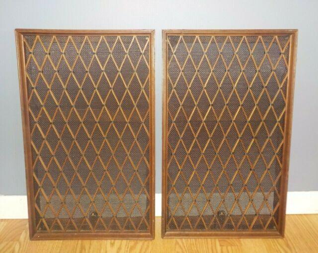 Pair of Pioneer CS-99 Speaker Grills  Nice Condition