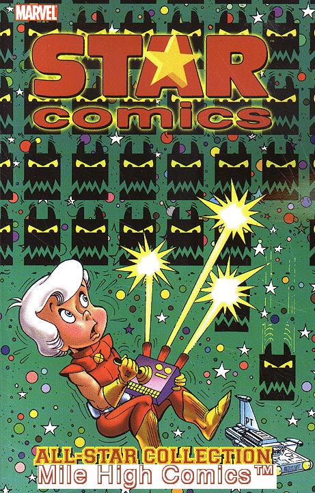 STAR COMICS: ALL-STAR COLLECTION TPB (2009 Series) #2 Near Mint