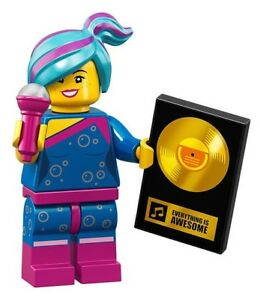 The Lego Movie 2 Minifigures Series 71023 Flashback Lucy Wyldstyle Minifigure 673419303156 Ebay