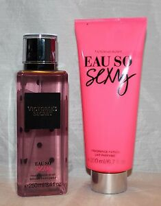Eau so sexy victoria secret perfume