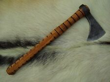 Axe, TOMAHAWK, viking style, Throwing axe, HAND FORGED Bushcraft hatchet
