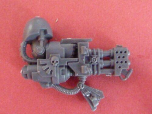 Space Marine Dark Angels Aile De Mort Chevaliers heavy flamer-bits 40K