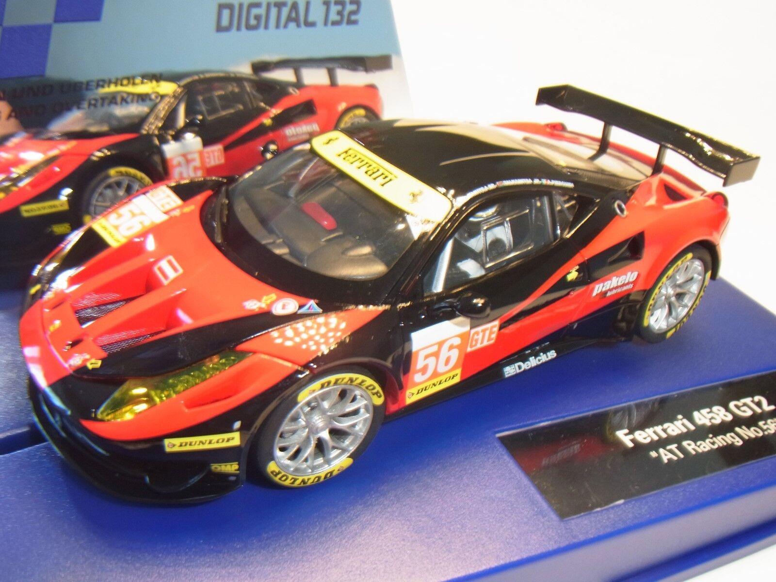 fino al 60% di sconto autorera Digitale Ferrari 458 GT2 GT2 GT2  56 ART.30743 1 3 2 Slotauto Pista per Auto  consegna gratuita e veloce disponibile