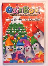 DVD DESSIN ANIME / OZIE BOO APPRENDRE A VIVRE ENSEMBLE UN NOEL SUR LA BANQUISE