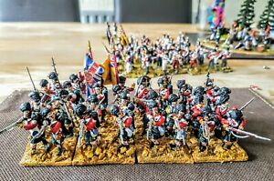 28mm-napoleonic-92nd-Gordon-Highlanders-x32-figs