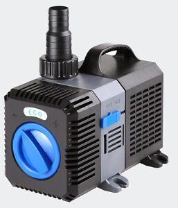 Pompa Per Acquario Acquari O Laghetto 3600 Lt 20w Super Eco Elegant In Style Pumps (water)