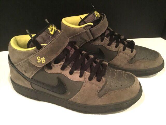 Nike Dunk Mid Pro SB (314383-010