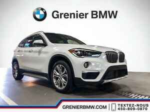 2019 BMW X1 XDrive28i,Navigation,Caméra de recul PREMIUM PACKA
