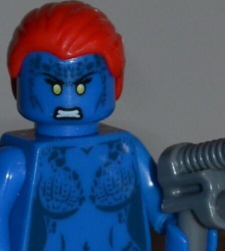 Marvel Super heroes Mystique X-Men W//t GUN Angry face figure US Seller