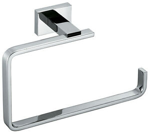Image Is Loading Level Square Open Hand Towel Holder Ring Quality