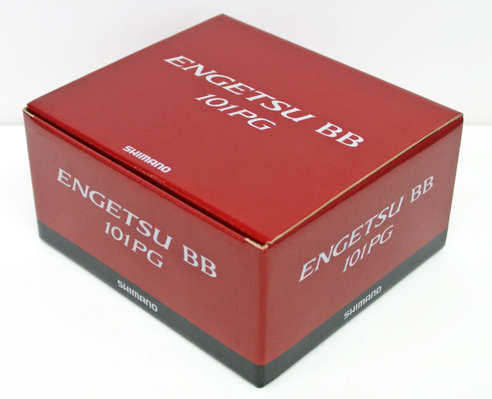 Shimano 16 Engetsu BB101PG Baitcasting (Left) Baitcasting BB101PG Reel 4969363035905 13ac45