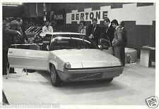 Bertone  Volvo Tundra 1979 Concept Car Original Motor Show Press Photograph