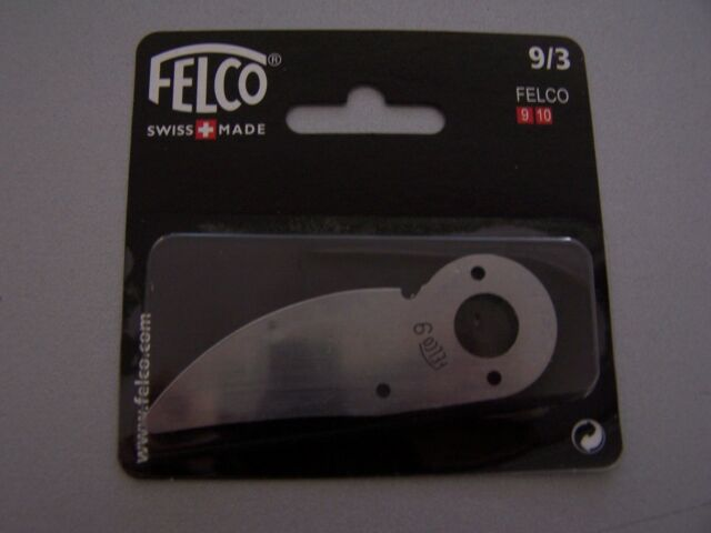Original Spare Part for Felco 10 Garden Shears: Spare Blade 9/3