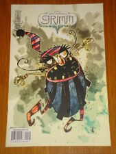 AMERICAN MCGEE'S GRIMM #1 RI COVER 2009 IDW BEN TEMPLESMITH