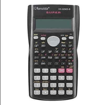 Wissenschaftlicher Taschenrechner Fortgeschrittene 417 Funktionen für A-Level-St