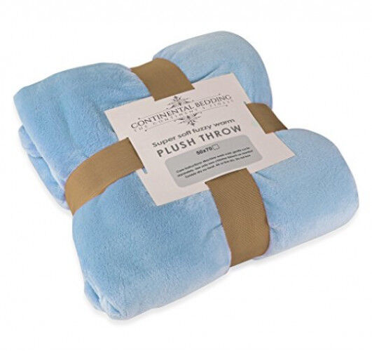 Premium Quality Super Soft Plush Throw Blanket, Warm and Fuzzy Bed Throws Baby,