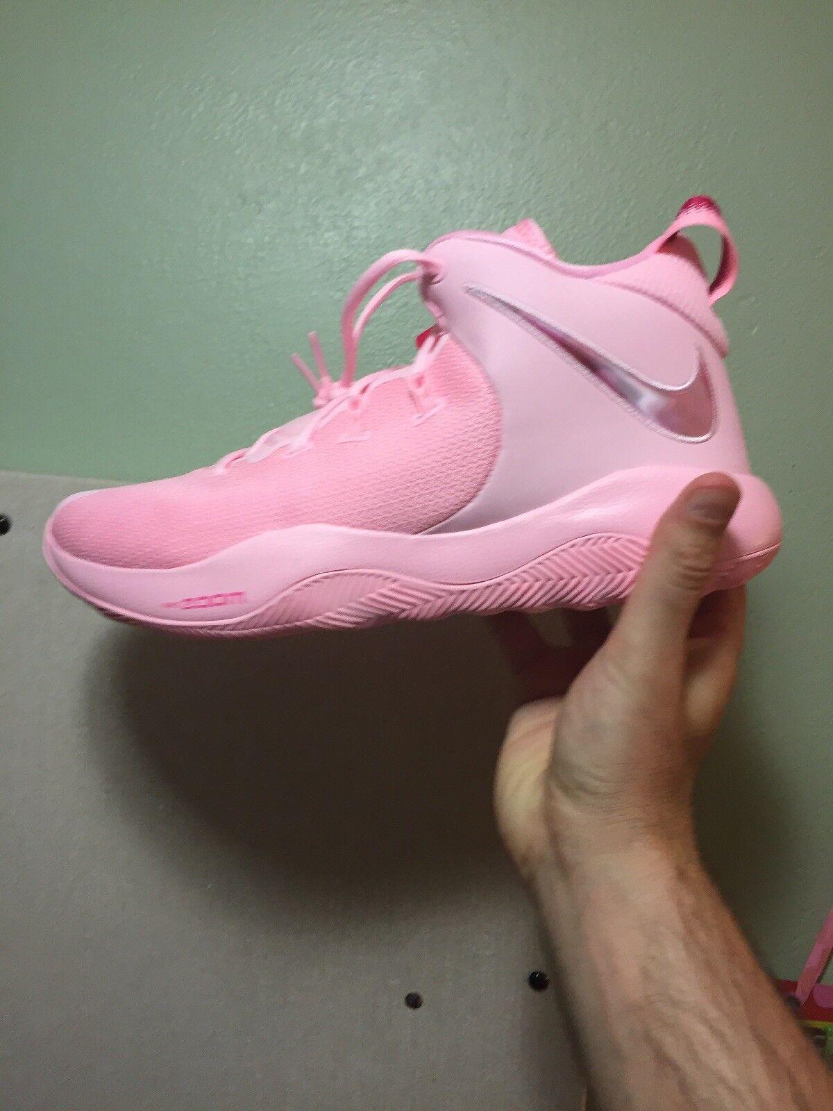 b7bb40537f5d1 Mens Nike Zoom Rev Rev Rev II TB Promo Breast Cancer Size 8 (AJ7718 ...