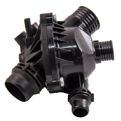 Fit for BMW 1 3 5 Series E90 E60 X3 Z4 Coolant Thermostat w// Housing Assembly