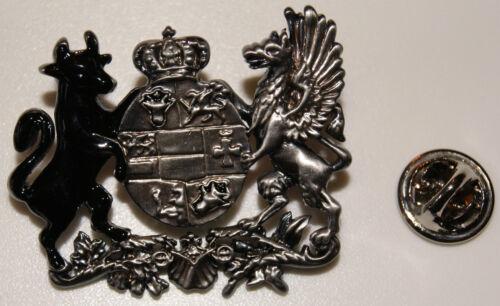 Großherzogtum Mecklenburg Strelitz Schwerin 1816 lAnsteckerl Abzeichen l Pin 297