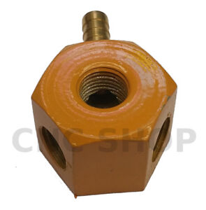 Coolant-Pipe-Magnetic-BASE-with-3-holes-Flexible-Water-Tube-Hose-Milling-Cooling