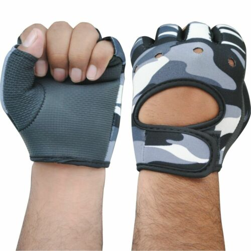 Gym Training Fitness Yoga Gloves Weight lifting Cycling Grip Wrist Support