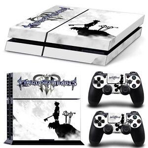 Ps4 Playstation 4 Console Skin Decal Sticker Kingdom
