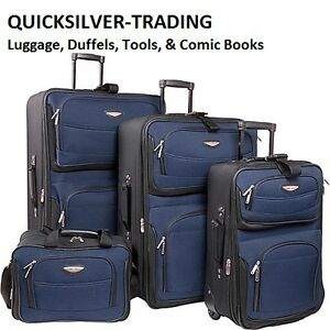 Travel Select Amsterdam Luggage Review