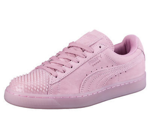 NIB PUMA Suede Jelly in Damenschuhe Sneakers Größe 6.5 in Jelly Prism Pink af9f82