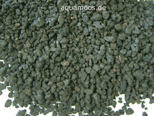 15kg schwarzer Lava Bodengrund , Lava Kies, Lava-Bodengrund  PREMIUMQUALITÄT